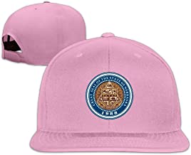 Nebraska Flag Rock Band 311 Fitted Flat Bill Baseball Hats