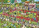 VGSD Rompecabezas De Niños Adultos De 1000 Piezas, Rompecabezas De Madera De Arte, Concurso De Perros De Juguete, Juego Educativo Creativo De Desafío De Bricolaje