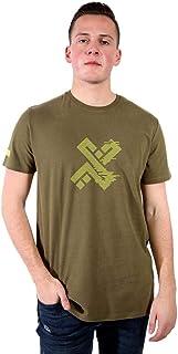 XDubai The X Statement Men's Cotton T-Shirt, Green
