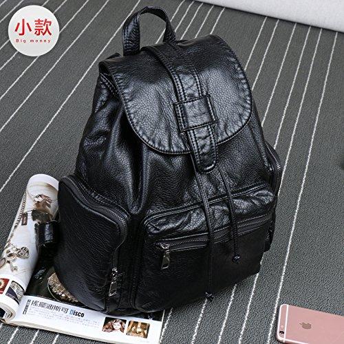 TSLX-Version coréenne de l'Antique Paquet explosé nouveau sac à bandoulière Double