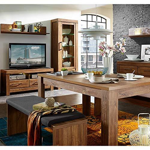Peter GTCC901041 Wandboard, Holz, braun, 27 x 139 x 25 cm - 5