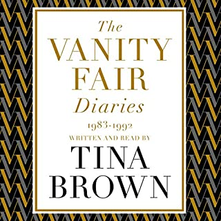 The Vanity Fair Diaries: 1983-1992 cover art