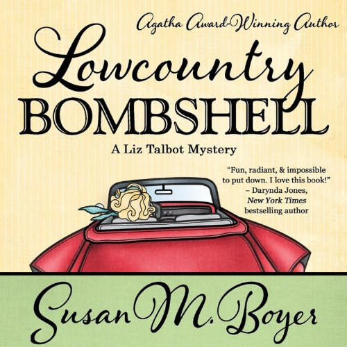 Lowcountry Bombshell audiobook cover art