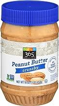 365 Everyday Value, Crunchy Peanut Butter, 16 oz