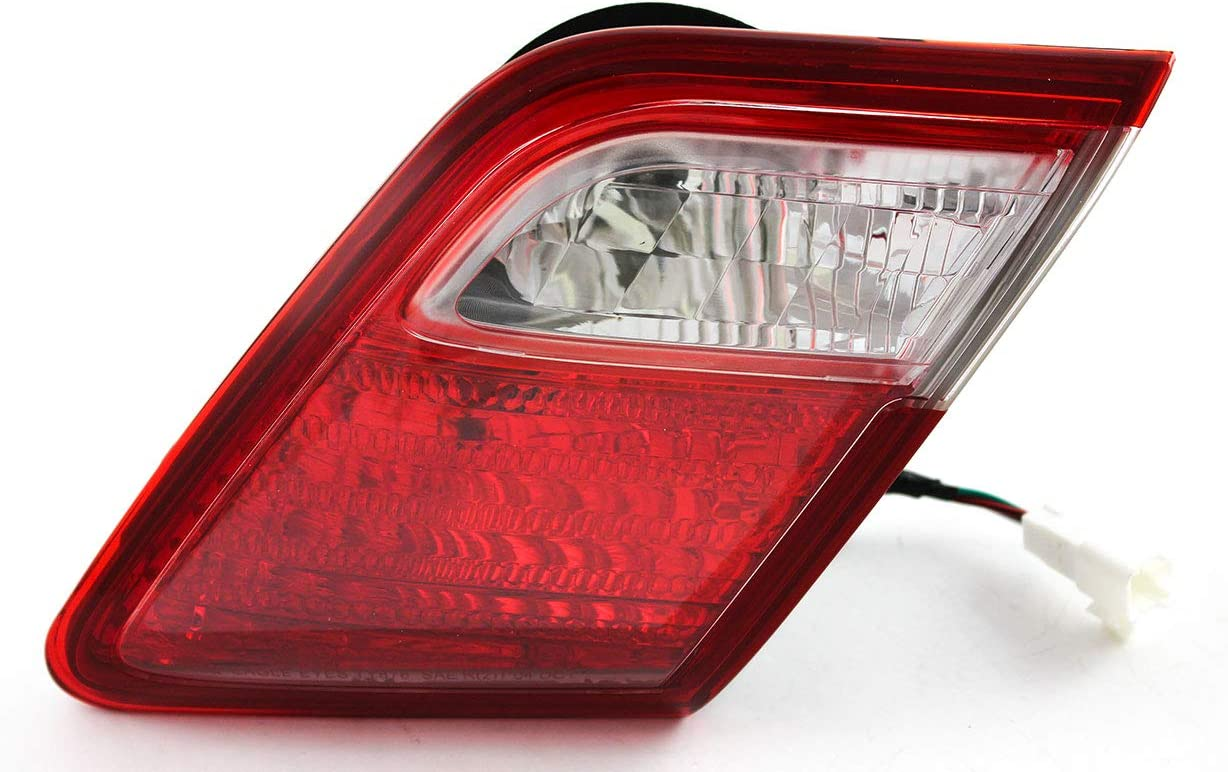 40%OFFの激安セール For Toyota Camry Inner Back Up 2008 2009 Tail Light NEW ARRIVAL Reverse 2007