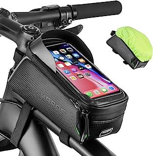 ROCKBROS Bike Phone Bag Bike Pouch Top Tube Bag Bicycle...