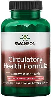 Swanson Fruitflow Circulatory Health Formula 3 Grams 90 Liq Vegcap