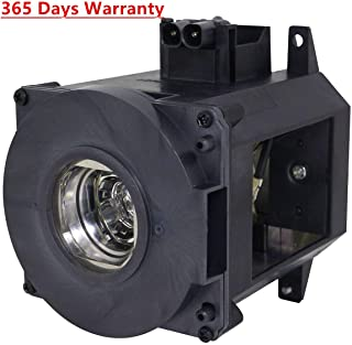 CTLAMP NP21LP / 60003224 Original Projector Lamp NP21LP with Original Bare Bulb Inside Lamp with Housing Compatible with NEC NP-PA500U NP-PA500X NP-PA5520W NP-PA600X NP-PA550W with 365 Days Warranty