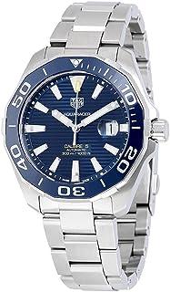 Men's WAY201B.BA0927 Aquaracer Calibre 5 Automatic 300m Ceramic Bezel Watch