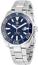 Tag Heuer Men's WAY201B.BA0927 Aquaracer Calibre 5 Automatic 300m Ceramic Bezel Watch