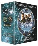 61mZAw3GfiL. SL160  - Stargate SG-1 a 20 ans ! 15 épisodes pour retraverser la porte des étoiles