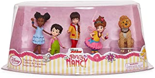 Disney Junior Fancy Nancy 5 Piece Playset Nancy Clancy JoJo Bree James Grace Frenchy