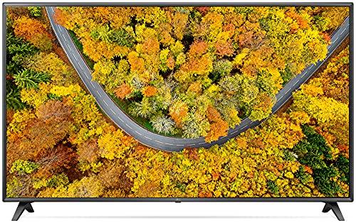 LG 75UP75009LF 189 cm (75 Zoll) UHD Fernseher (4K, 60 Hz, Smart TV) [Modelljahr 2021]