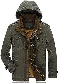 Winter Men Jacket Jean Military Army Cotton Male Clothingmens Jackets 15817