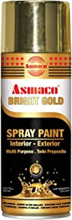Asmaco Spray Paint Bright Gold