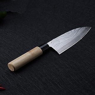 MISDD Laser Damas Couteaux de Cuisine Set Chef de Japan Steel Sashimi Couteaux Inoxydable Cleaver Hacher la Viande Légumes...