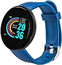 UIEMMY slim horloge Hartslag Smartwatch Smart Watch Man Activity Tracker Sports Tracker Smart Band Waterproof Smartwatches...