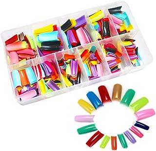 la colors artificial nails