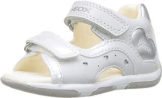 Geox Baby Tapuz Girl, Sandalias para Bebés
