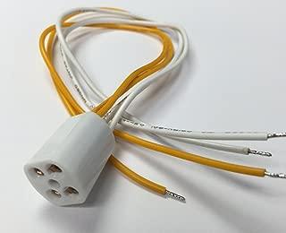 4 pin uv lamp socket