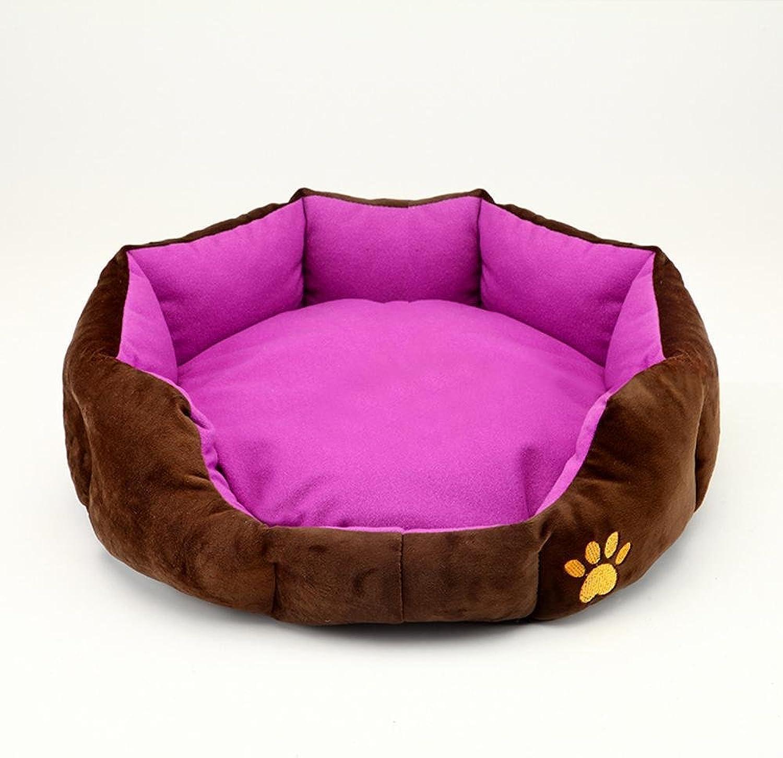 Dixinla Pet Bed Kennel Washable Bedding mat biteResistant pet Litter mat