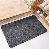 ASL Erdmatte Türmatte Ultra-dünne Tür Anti-Rutsch Rub Schmutz Teppich Tür Matte Xuan Guan Home Hall Rub Fußmatte SOS (Farbe : #1, größe : 117 * 150CM)