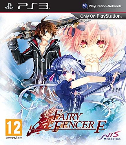 Fairy Fencer F [Importación Inglesa]