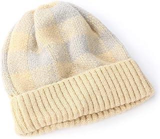 متعدد الألوان للجنسين الشتاء الدافئ لينة تمتد مترهل منقوشة قبعة تزلج قبعات محبوك الجمجمة للنساء / الرجال