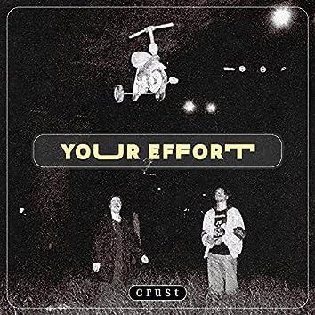 Your Effort