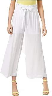 XOXO Juniors' Cropped Wide-Leg Soft Pants