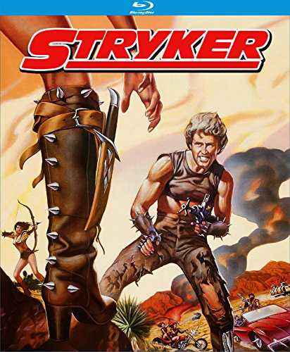Stryker [Blu-ray] [Import]