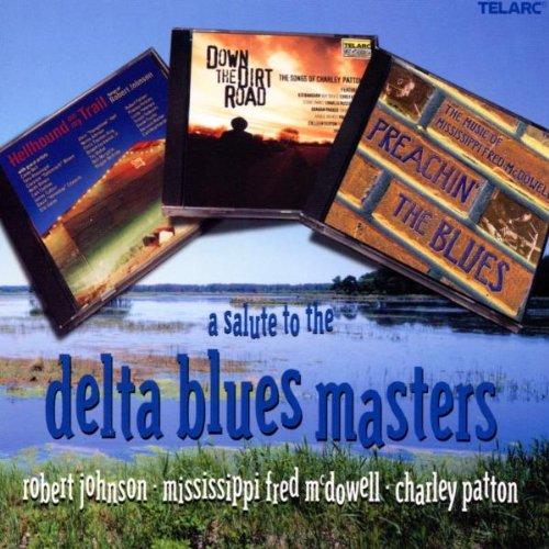 Delta Blues Box Set