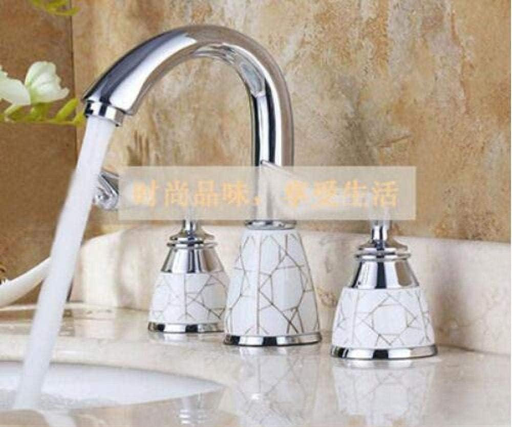 Quality Faucet Taps 3 New item online shopping Piece Set Bathroom Mixer Dec