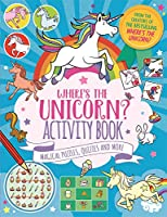 Where's the Unicorn? Activity Book: Magical Puzzles, Quizzes and More (Search and Find Activity)