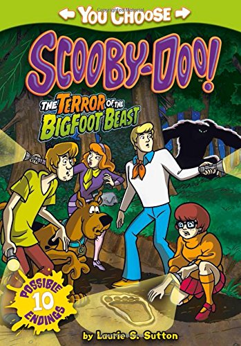 The Terror of the Bigfoot Beast (You Choose Stories:...