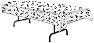 Musical Notes Tablecover Party Accessory (Value 3-Pack)