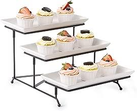 Best 3 tier buffet stand Reviews