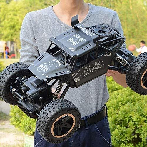 Kikioo Juguetes todo terreno Radio 1/14 infantil controlado las carreras de Vehículos Camiones Buggy eléctrico del truco RC coche for niños Niños Niñas Juego de interior al aire libre de Navidad del r