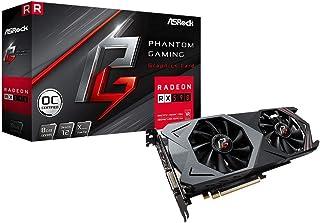 ASRock グラフィックボード AMD RX590 搭載 Phantom gaming モデル PG X Radeon RX590 8G OC