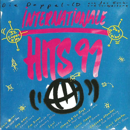 (CD Compilation, 32 Titel, Diverse Künstler) DMA - Gypsy Woman (La Da Dee) / Londonbeat - I've Been Thinking About You / Blue System - Deja vu / Tony Christie - Come With Me To Paradise / Hi-Five - I Like The Way (The Kissing Game) u.a.