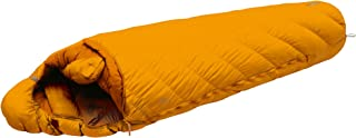 モンベル(mont-bell) 寝袋 ダウンハガー650 #2 サンフラワー [最低使用温度-3度] R/ZIP SUF 1121256
