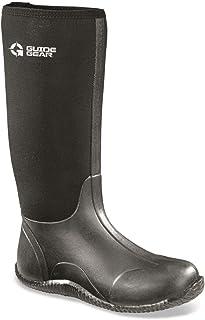 Guide Gear Men's High Bogger Waterproof Rubber Boots
