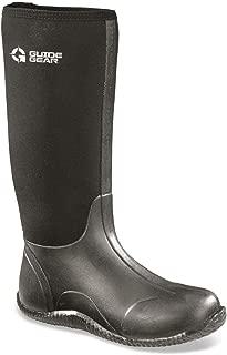 Men's High Bogger Waterproof Rubber Boots