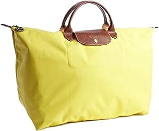LONGCHAMP Le Pliage Original Travel Bag, X-Large, Lemon