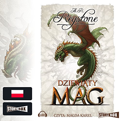 Dziewiaty Mag audiobook cover art