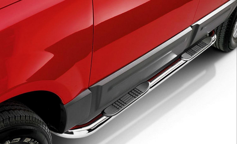 RL Racing Sales Max 40% OFF Oval Chrome Side Step Bars Rail Nerf 4