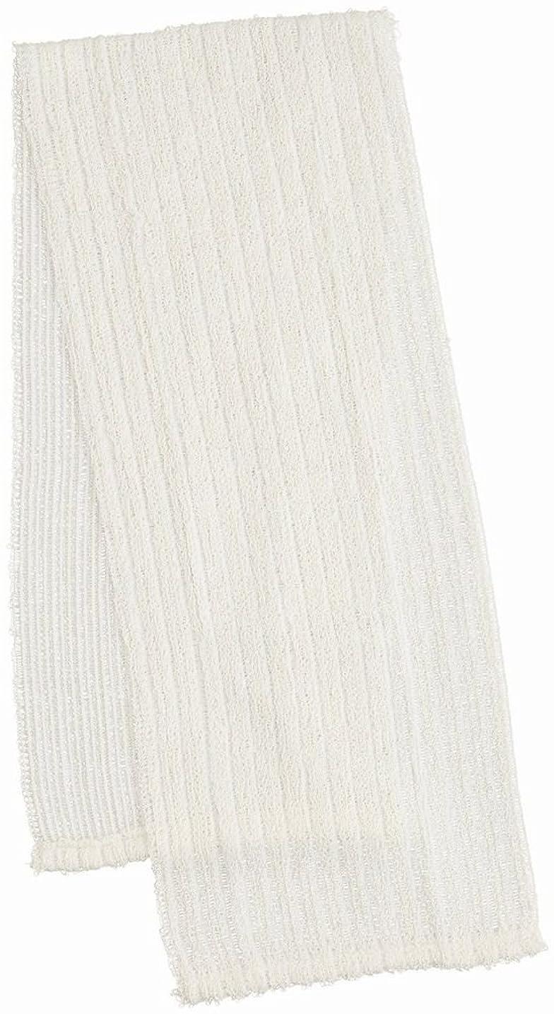 オーストラリアデータベース入場マーナ ふっくら絹&綿ボディタオル B540