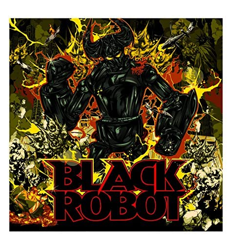Black Robot feat. Jonathan Brightman, Dave Cobb & Andy Andersson