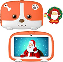 $45 » Kids Tablets,7inch Kids Android Tablets for Kids 1G+16G Android9.0 Quad Core Kids Tablets with WiFi Parental Control,Bionic Design with Kids-Proof Case,Protect Kids Eyes