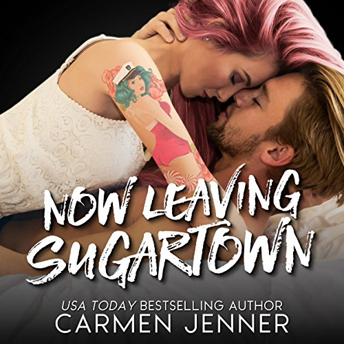 Now Leaving Sugartown audiobook cover art